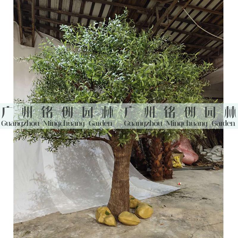 玻璃钢橄榄树