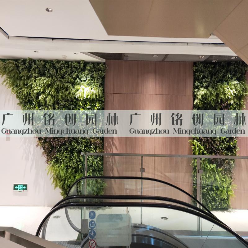 室内立体植物墙